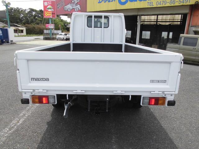 ロングワイドローDX 1.5トン Wタイヤ 左電動格納ミラー 荷台鉄板張替え済み 内外装仕上げ済み バリ山タイヤ(4枚目)