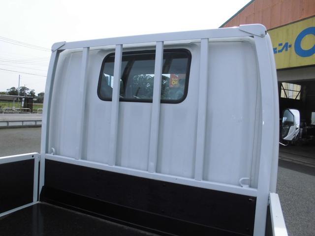 ロングワイドローDX 1.5トン Wタイヤ 左電動格納ミラー 荷台鉄板張替え済み 内外装仕上げ済み バリ山タイヤ(9枚目)