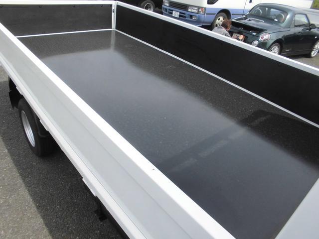 ロングワイドローDX 1.5トン Wタイヤ 左電動格納ミラー 荷台鉄板張替え済み 内外装仕上げ済み バリ山タイヤ(10枚目)