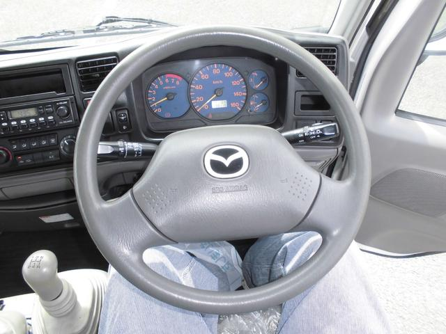 ロングワイドローDX 1.5トン Wタイヤ 左電動格納ミラー 荷台鉄板張替え済み 内外装仕上げ済み バリ山タイヤ(15枚目)