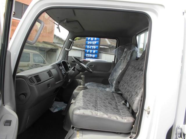 ロングワイドローDX 1.5トン Wタイヤ 左電動格納ミラー 荷台鉄板張替え済み 内外装仕上げ済み バリ山タイヤ(23枚目)