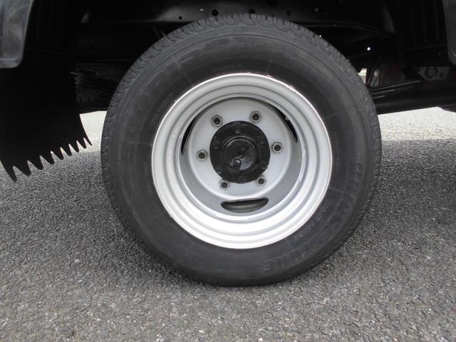 ロングワイドローDX 1.5トン Wタイヤ 左電動格納ミラー 荷台鉄板張替え済み 内外装仕上げ済み バリ山タイヤ(26枚目)