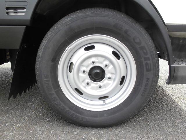 ロングワイドローDX 1.5トン Wタイヤ 左電動格納ミラー 荷台鉄板張替え済み 内外装仕上げ済み バリ山タイヤ(27枚目)
