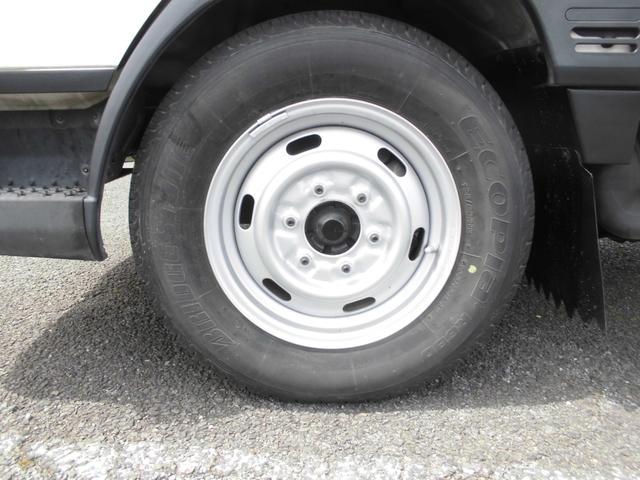 ロングワイドローDX 1.5トン Wタイヤ 左電動格納ミラー 荷台鉄板張替え済み 内外装仕上げ済み バリ山タイヤ(28枚目)