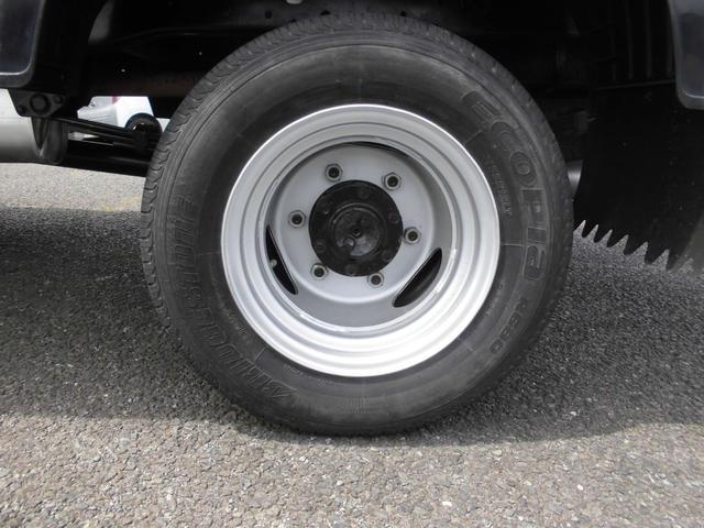 ロングワイドローDX 1.5トン Wタイヤ 左電動格納ミラー 荷台鉄板張替え済み 内外装仕上げ済み バリ山タイヤ(29枚目)