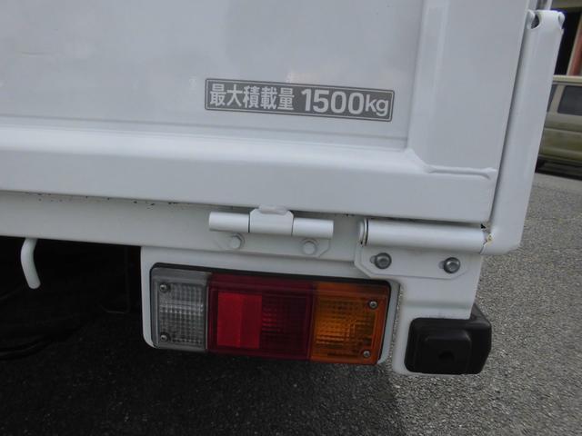 ロングワイドローDX 1.5トン Wタイヤ 左電動格納ミラー 荷台鉄板張替え済み 内外装仕上げ済み バリ山タイヤ(54枚目)