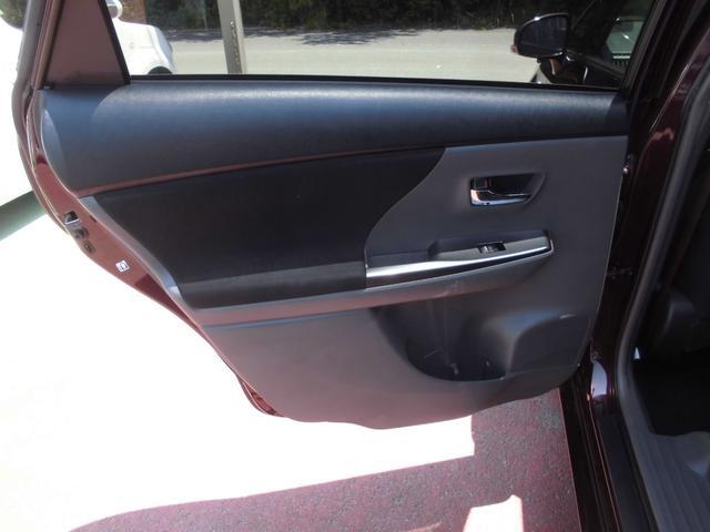 S チューン ブラック 8インチナビフルセグ地デジ バックカメラ ETC LEDヘッドライト スマートキー ミラー一体型ドライブレコーダー 純ミラー一式有り 7人乗り バリ山タイヤ(24枚目)