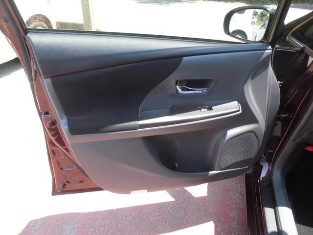 S チューン ブラック 8インチナビフルセグ地デジ バックカメラ ETC LEDヘッドライト スマートキー ミラー一体型ドライブレコーダー 純ミラー一式有り 7人乗り バリ山タイヤ(26枚目)