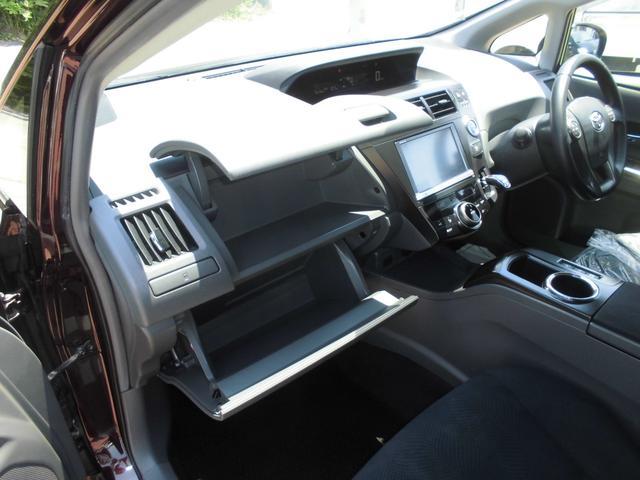 S チューン ブラック 8インチナビフルセグ地デジ バックカメラ ETC LEDヘッドライト スマートキー ミラー一体型ドライブレコーダー 純ミラー一式有り 7人乗り バリ山タイヤ(32枚目)