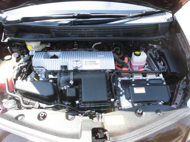 S チューン ブラック 8インチナビフルセグ地デジ バックカメラ ETC LEDヘッドライト スマートキー ミラー一体型ドライブレコーダー 純ミラー一式有り 7人乗り バリ山タイヤ(59枚目)
