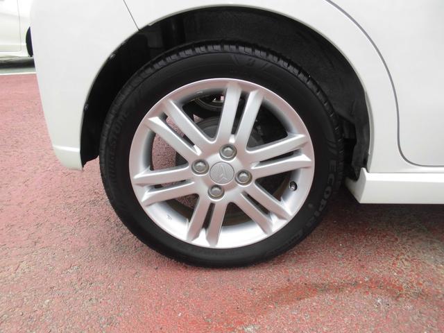 カスタム RS SA HDDナビ地デジ バッカカメラ ETC スマートキー LEDライト モモステアリング 社外スピーカー バリ山タイヤ(43枚目)