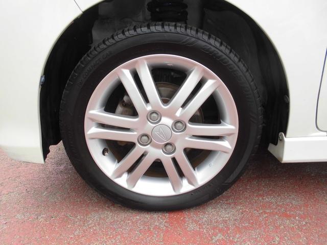 カスタム RS SA HDDナビ地デジ バッカカメラ ETC スマートキー LEDライト モモステアリング 社外スピーカー バリ山タイヤ(45枚目)