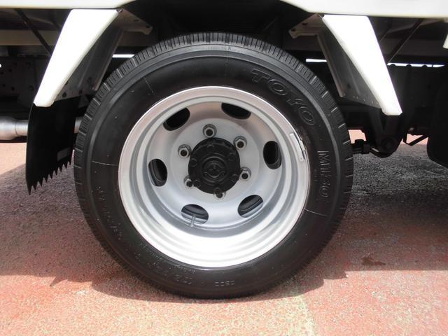 ロングフルスーパーロー 1.5トン ロング10尺荷台 Wタイヤ前後同サイズ 純正スチール荷台 左電動格納ミラー フォグ(30枚目)