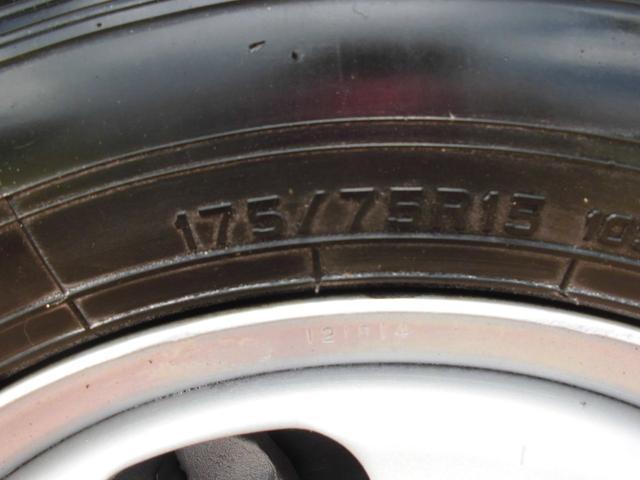 ロングフルスーパーロー 1.5トン ロング10尺荷台 Wタイヤ前後同サイズ 純正スチール荷台 左電動格納ミラー フォグ(39枚目)