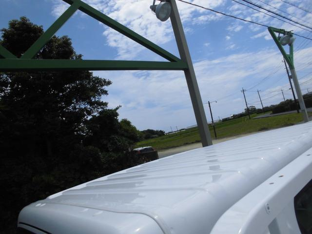 ロングフルスーパーロー 1.5トン ロング10尺荷台 Wタイヤ前後同サイズ 純正スチール荷台 左電動格納ミラー フォグ(52枚目)