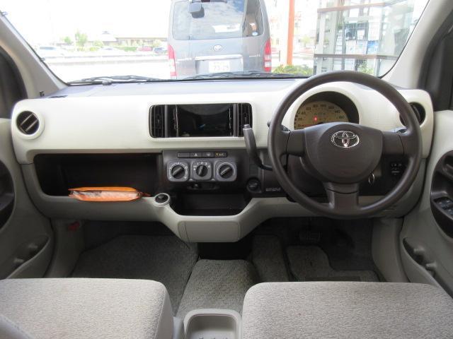 トヨタ パッソ X 4WD