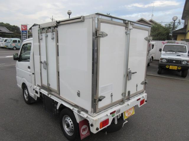 日産 NT100クリッパートラック 冷凍冷蔵 -25℃