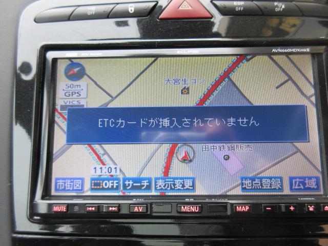 ベースグレード HDDナビTV Bカメラ キセノンH ETC(11枚目)