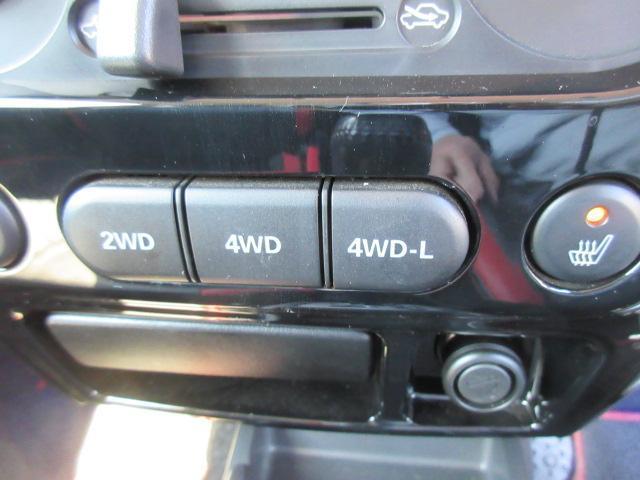 クロスアドベンチャー 4WD ターボ シートヒーター AW(11枚目)