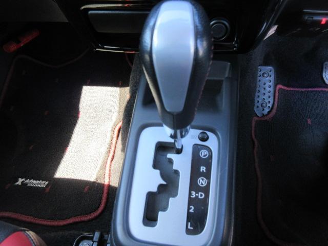 クロスアドベンチャー 4WD ターボ シートヒーター AW(12枚目)