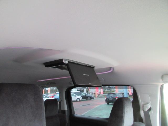 2.5Z 10インチナビ フリップDモニター TRDエアロ プリクラッシュ 両側自動ドア クリアランスソナー LEDライト フルセグTV バックカメラ 3列シート スマートキ- クルコン エアロ(3枚目)