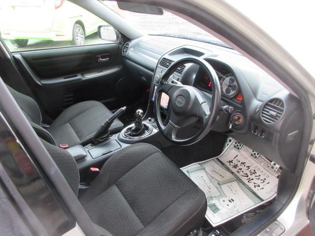 RS200 Zエディション 後期 6速MT フロント&リアスポイラー 社外SDナビ フルセグ ETC(12枚目)