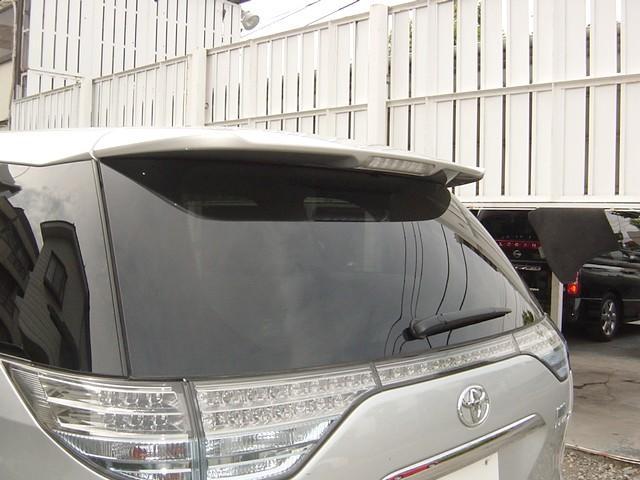 トヨタ エスティマハイブリッド X HDDナビ 地デジTV バックカメラ 自動ドア HID
