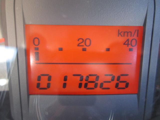 13G Fパッケージ/ワンオーナー/禁煙車/後期型/走行1.8万キロ(34枚目)
