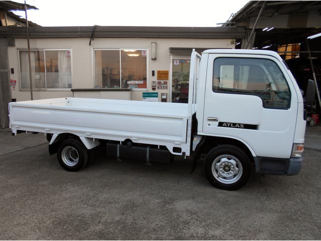 日産 アトラストラック ロングスーパーローDX 1.5t