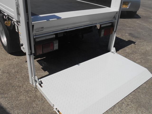 フルワイドロー 垂直パワーゲート付き オートマ車(7枚目)