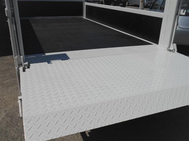 フルワイドロー 垂直パワーゲート付き オートマ車(8枚目)