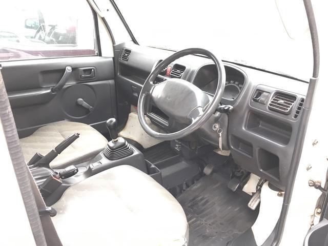 ダンプ 5MT 4WD(11枚目)