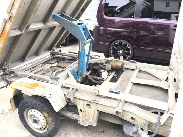 ダンプ 5MT 4WD(19枚目)
