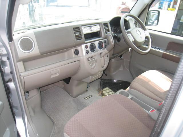 マツダ スクラムワゴン PXターボ 4WD 両側スライドドア キーレス