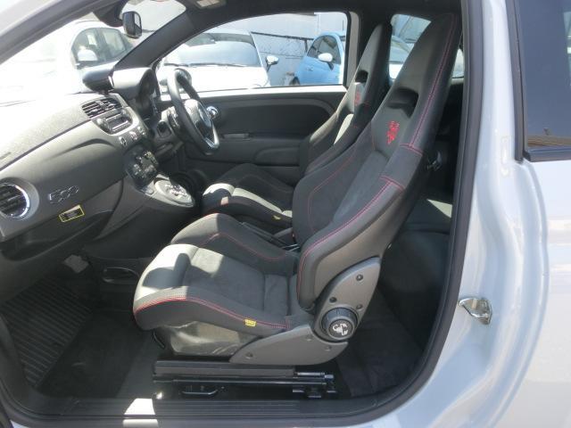 アバルト アバルト アバルト595 コンペティツィオーネ ワンオーナー GOO保証対象車両