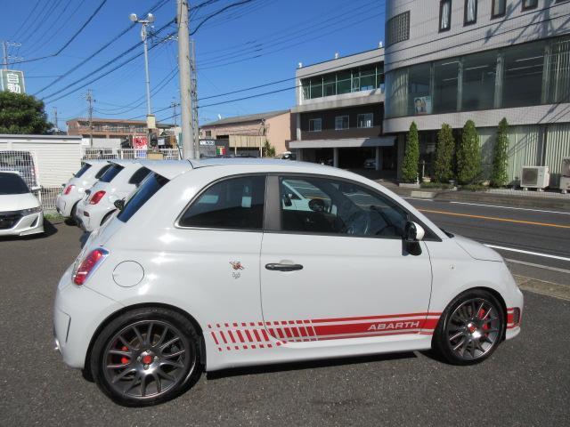 「アバルト」「 アバルト595」「コンパクトカー」「千葉県」の中古車10