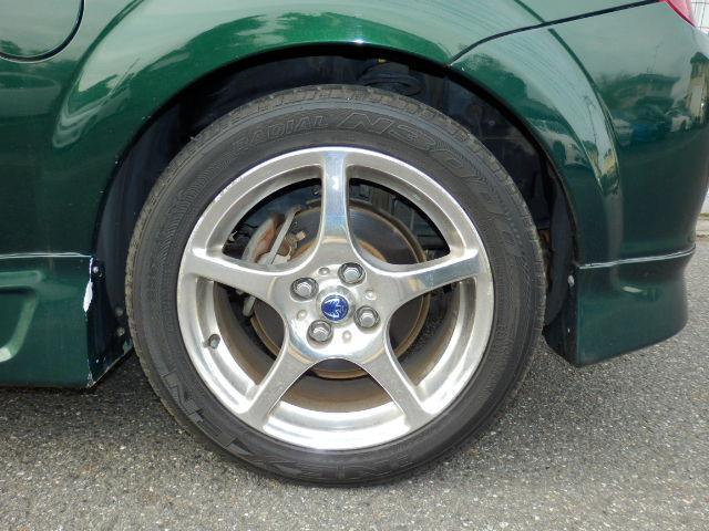 トヨタ MR-S Vエディション 後期型 エアロ ハードトップ付 本革シート