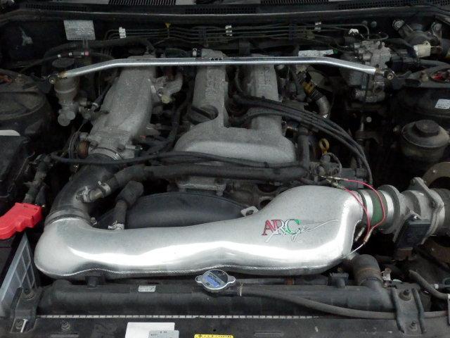 日産 シルビア Q's 5速MT 車高調 エアロ 17AW マフラー