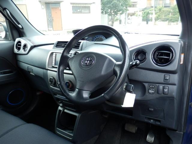 トヨタ bB S Xver エアロ AW キーレス 保証付き