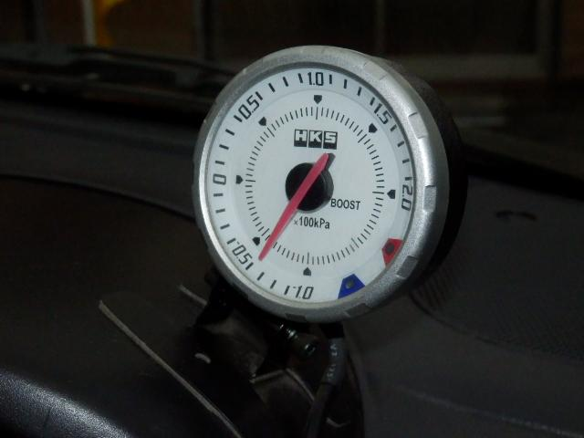 スズキ Keiワークス ベースグレード 5速MT ローダウン マフラー ブースト計
