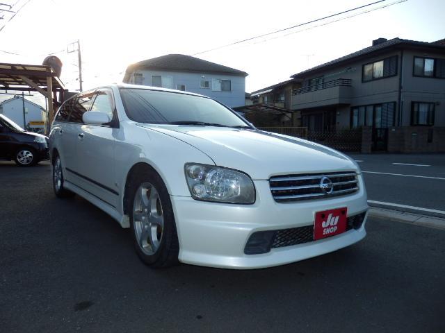 250t RS FOUR V ハイキャス 地デジナビ 車高調(4枚目)