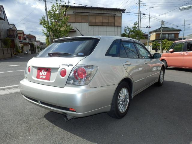 AS200 WiseセレクションII 4WD 純正ナビ(5枚目)