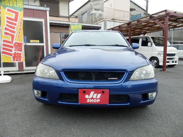 「トヨタ」「アルテッツァ」「セダン」「埼玉県」の中古車4