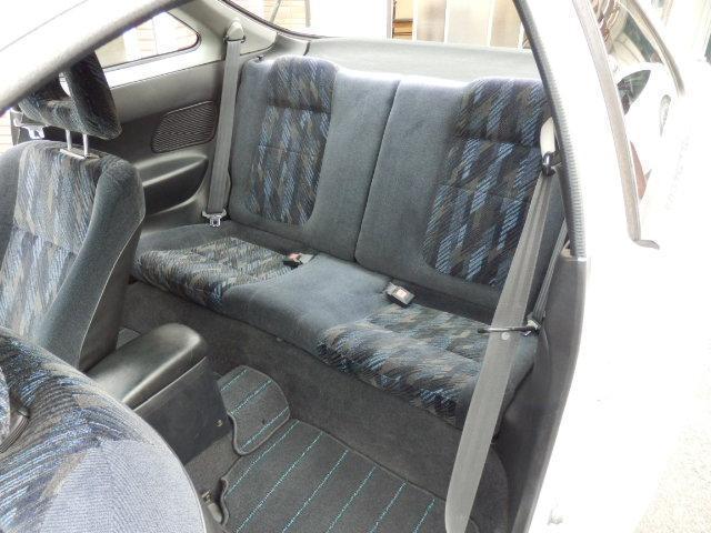 SiR-G 5MT ワンオーナー タイベル交換車 無料保証付(14枚目)