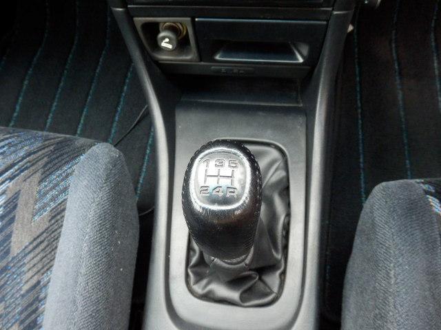 SiR-G 5MT ワンオーナー タイベル交換車 無料保証付(19枚目)