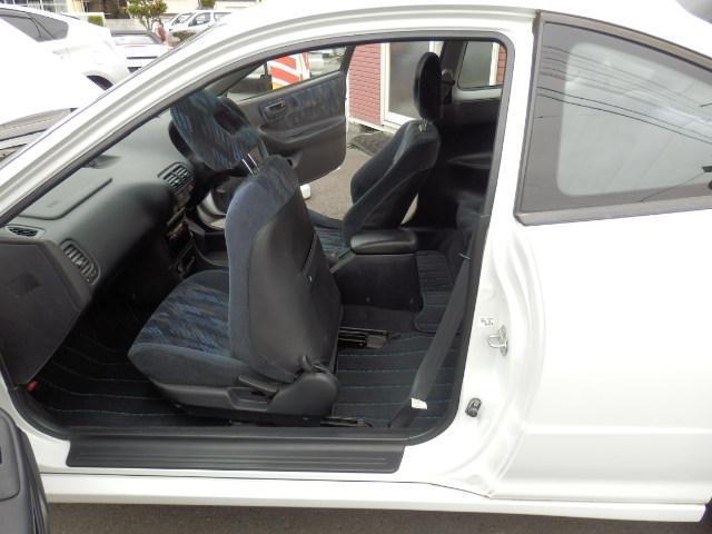 SiR-G 5MT ワンオーナー タイベル交換車 無料保証付(22枚目)