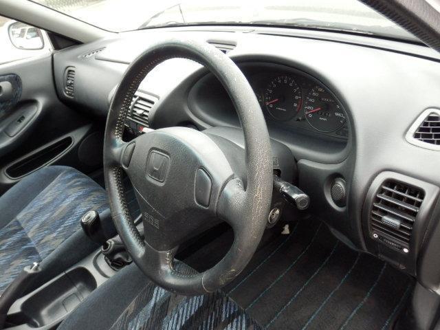 SiR-G 5MT ワンオーナー タイベル交換車 無料保証付(23枚目)