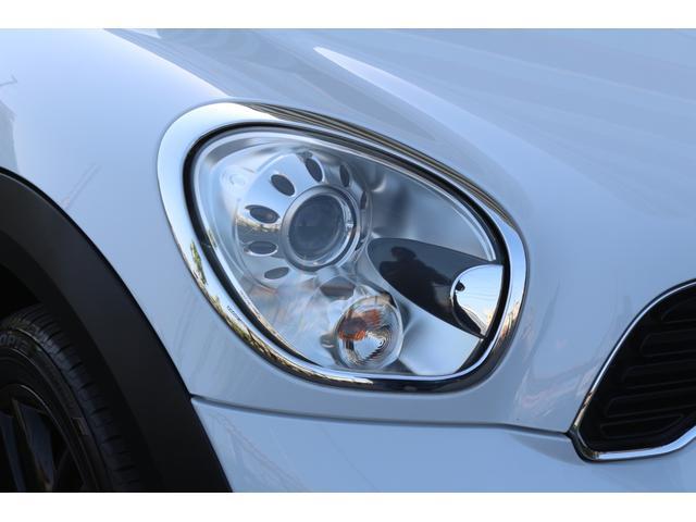 クーパーS クロスオーバー 社外インダッシュナビ 地デジTV キセノン ETC バックカメラ パドルシフト オートライト 直列4気筒DOHC16バルブターボ(10枚目)