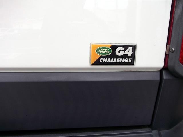 ランドローバー ランドローバー ディスカバリー3 G4チャレンジLTD