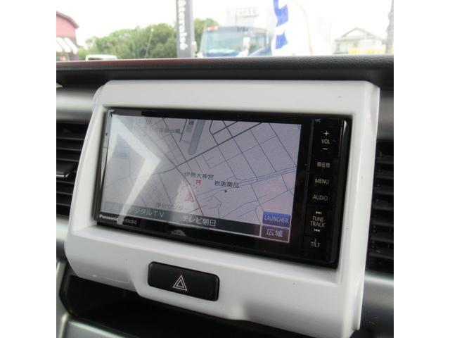 G 純正オプションLEDライト ナビ TV バックカメラ レーダーブレーキサポート(12枚目)